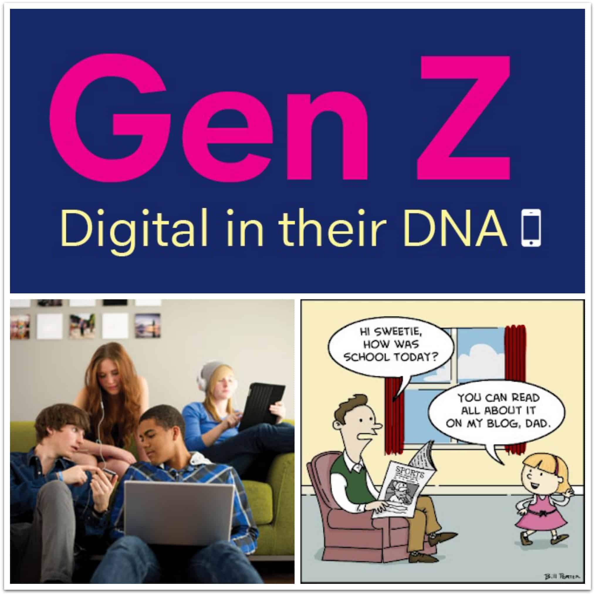 Generation Z Born after 1994