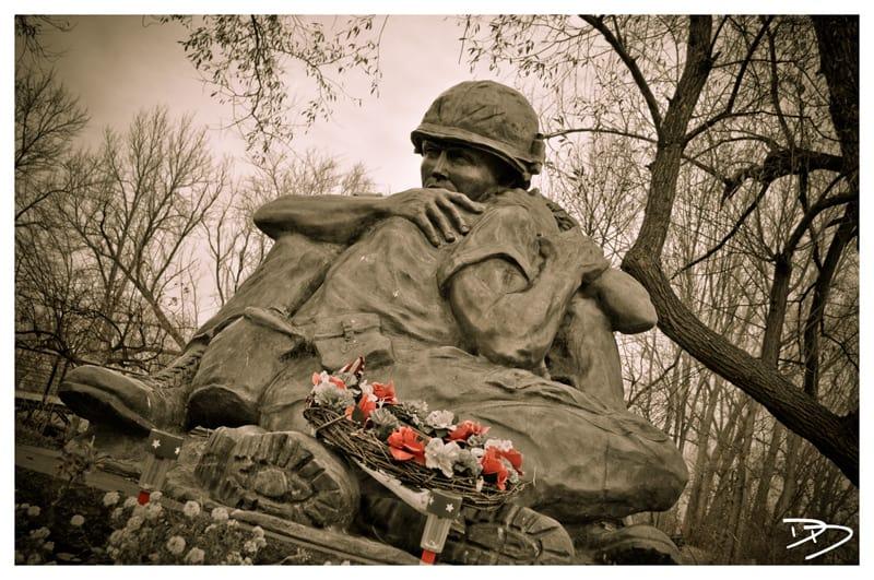 Thank you - Honoring Veterans