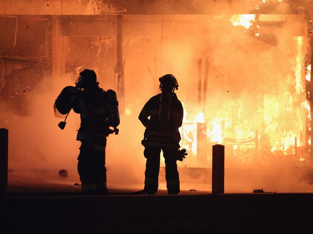 Ferguson Riot Destroys Businesses and Livlihoods
