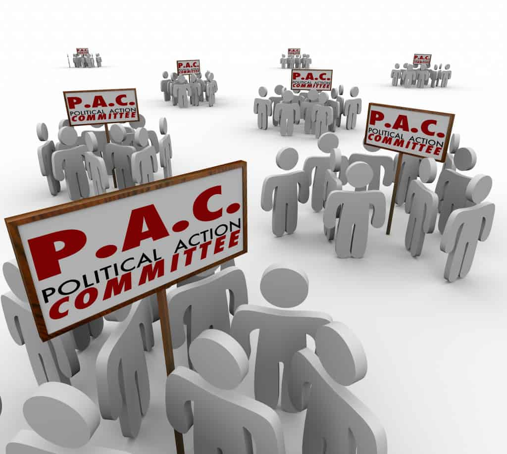 PAC Political Action Committee