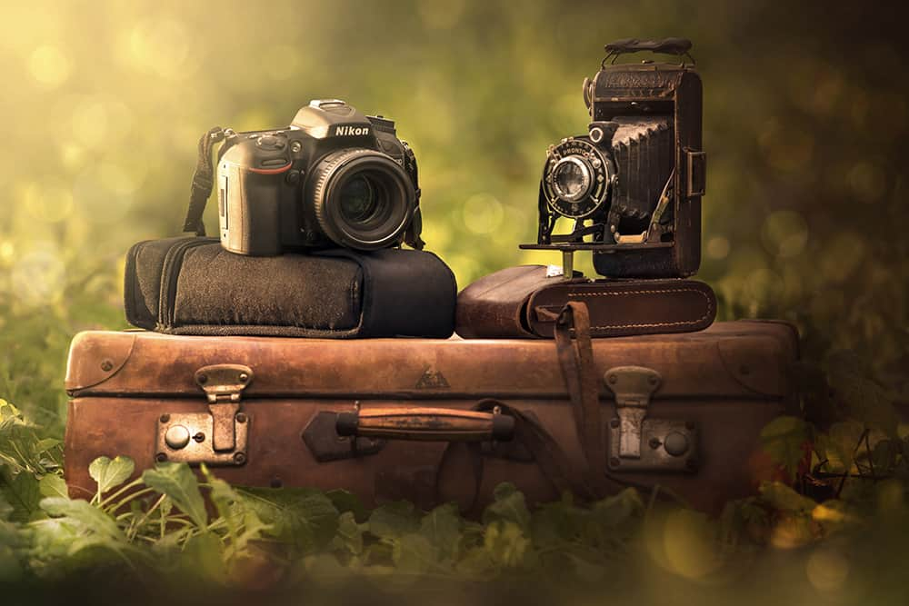 vintage is history - photography entrepreneur